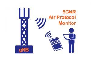 5GNRエアプロトコルモニター