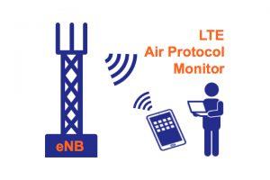 IP : LTEエアプロトコルモニター