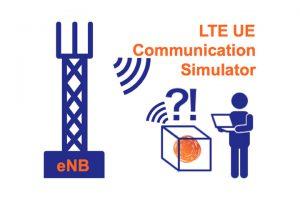 IP : LTEユーザー端末通信シミュレータ